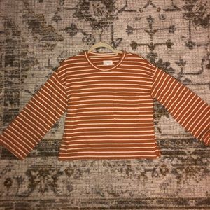 Lou and Grey striped tee